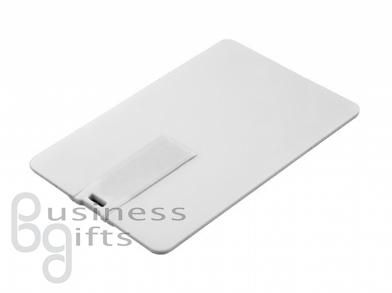 USB в виде пластиковой карты, под полноцветную печать