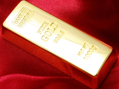 USB Флешка слиток золота