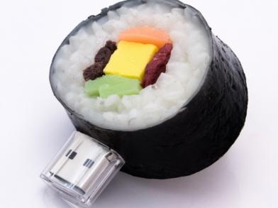 Флешка в виде суши