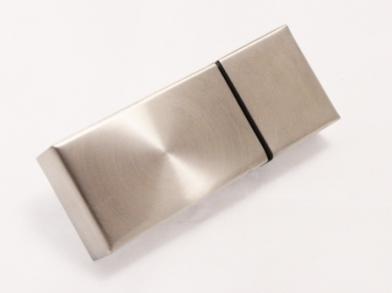 Прикольная флешка из металла под гравировку