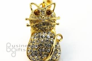 Флешка-кот