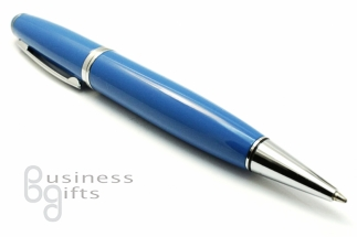Синяя ручка